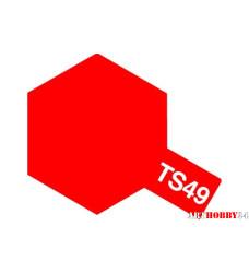 85049 TS-49 Bright Red (Ярко красная) краска-спрей