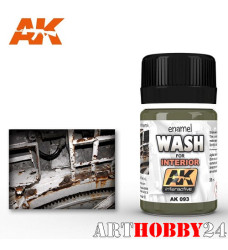 AK-093 Interior Wash