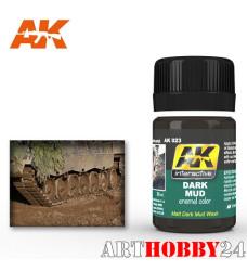 AK-023 Dark Mud Effect (тёмная грязь)