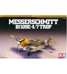 60755 Messerschmitt Bf109E-4/7 Trop