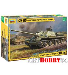 """3690 Советский истребитель танков  """"Су-85"""""""
