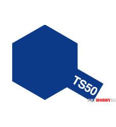 85050 TS-50 Mica Blue - краска-спрей в баллон. 100 мл.