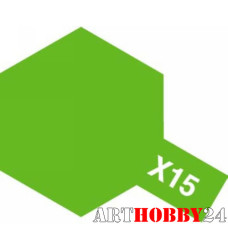 80015 Х-15 Light Green (Светло-зеленая)