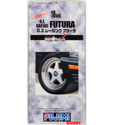 O.Z.Racing Futura Wheel & Tire Set 18 inch