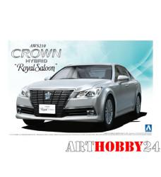 00845 Toyota Crown AWS210 Hybrid RoyalSaloon G '12