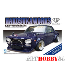 01149 LB Works Hakosuka 2Dr