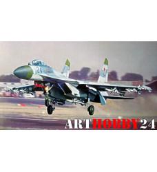 02224 Su-27 Flanker B