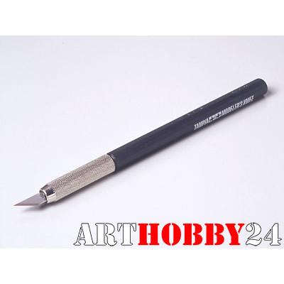 74040 Цанговый нож с 25 доп.лезвиями