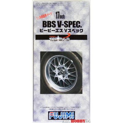 BBS V-spec Wheel & Tire Set 17 inch
