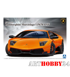 00706 Lamborghini Murcielago LP670-4 Superveloce[Japanese Edition]