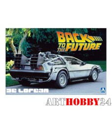 01185 Back To The Future DeLorean from Part I