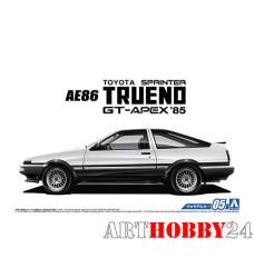 05156 Toyota AE86 Sprinter Trueno GT-Apex '85