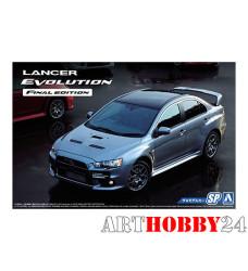 05164 Mitsubishi Lancer Evolution X Final Edition'15