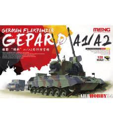 GERMAN FLAKPANZER GEPARD A1/A2
