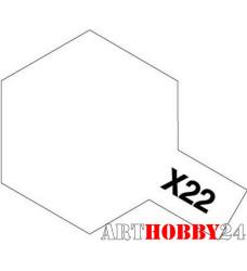 80022 Х-22 Clear (Прозрачная)