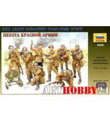 3526 Пехота Красной Армии