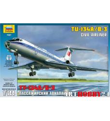 7007 Ту-134А/Б-3