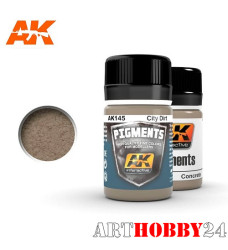 AK-145 City Dirt (Городская пыль)