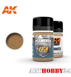 AK-147 Middle East Soil Pigment (Почва ближнего востока)