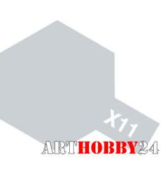 81511 Х-11 Chrome Silver (Хромир. серебро)