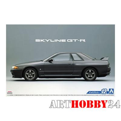 05163 Nissan Skyline GTR R32 '89