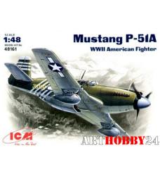 48161 P-51 A ВВС США