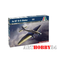 2709 Ju-87 D-5 Stuka