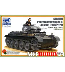 CB35061 German Panzerkampfwagen II Ausf.D1