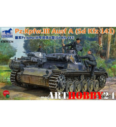 CB35134 Pz.Kpfw. III Ausf. A (Sd Kfz 141)