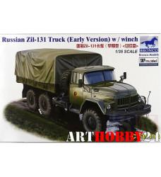 CB35193 ZIL 131 Truck (Early Version) w / winch