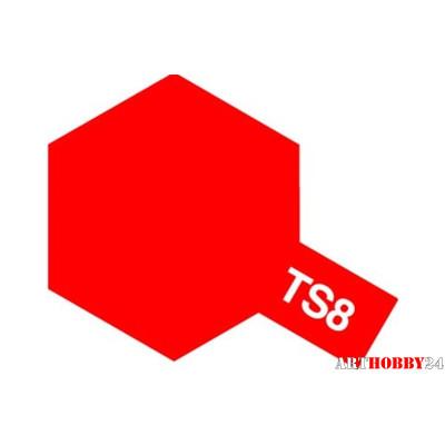 85008 TS-8 Italian Red (Итальянская красная) краска-спр.