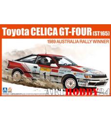 B24001 Toyota Celica ST-165 GT-Four 1989 Australia Rally