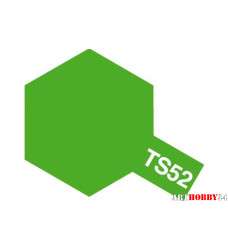 85052 TS-52 Candy Lime Green - краска-спрей 100 мл.