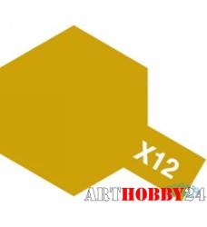 80012 Х-12 Gold Leaf (Золотистая)