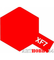 80307 XF-7 Flat Red (Красная матовая)