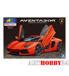 01138 Lamborghini Aventador LP700-4 (Orange Pearl)