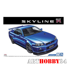 05159 Nissan Skyline GT-R R34  V-spec II '02