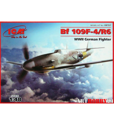 48107 Bf 109F-4/R6