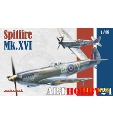 2117 Spitfire Mk.XVI DUAL COMBO  1/72