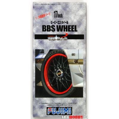 BBS Wheel & Tire Set (b+r) 17 inch