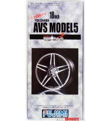 AVS Model 5 Wheel & Tire Set 18 inch