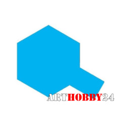 80023 X-23 Clear Blue (Прозрачно-синяя)