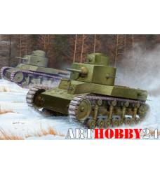 82493 Советский танк Т-24