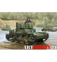 82494 Советский танк Т-26 (1931г)