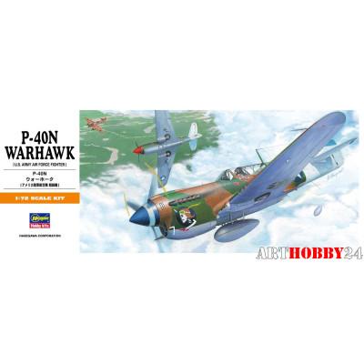 00139 P-40N WARHAWK A9