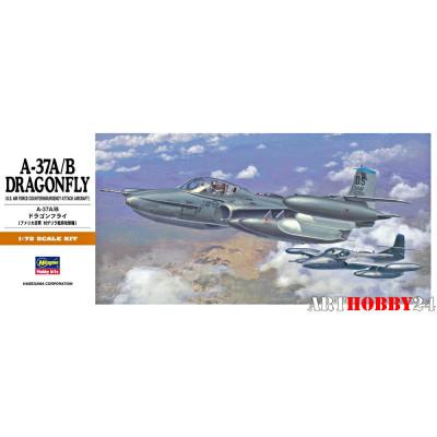 00142H  A-37 A/B DRAGONFLY A12