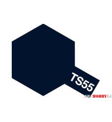 85055 TS-55 Dark Blue спрей 100мл TS-55 синяя