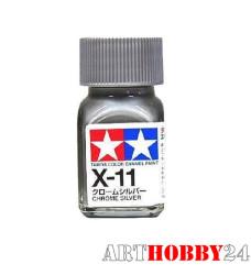 80011 X-11 Chrome Silver (Хром. серебро)