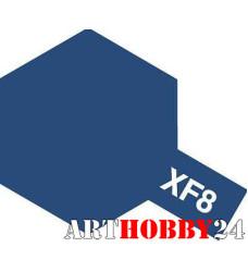 80308 XF-8 Flat Blue (Синяя матовая)