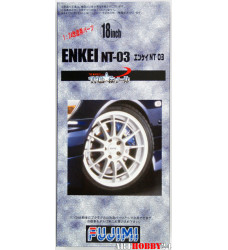 ENKEI NT-03 Wheel & Tire Set 18 inch